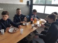 Grillen und Spaß nach dem Wettkampf_9