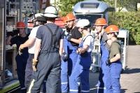 Technische Hilfeleistung mit dem Wechsellader (WLF) und dem AB-Rüst_6